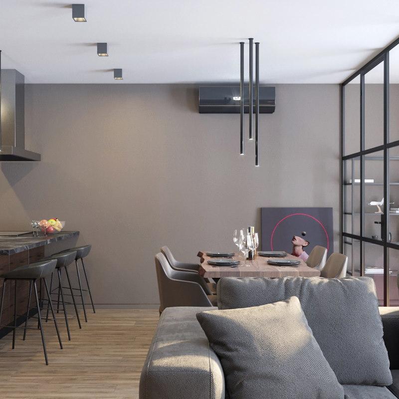 Дизайн  квартир 2 3