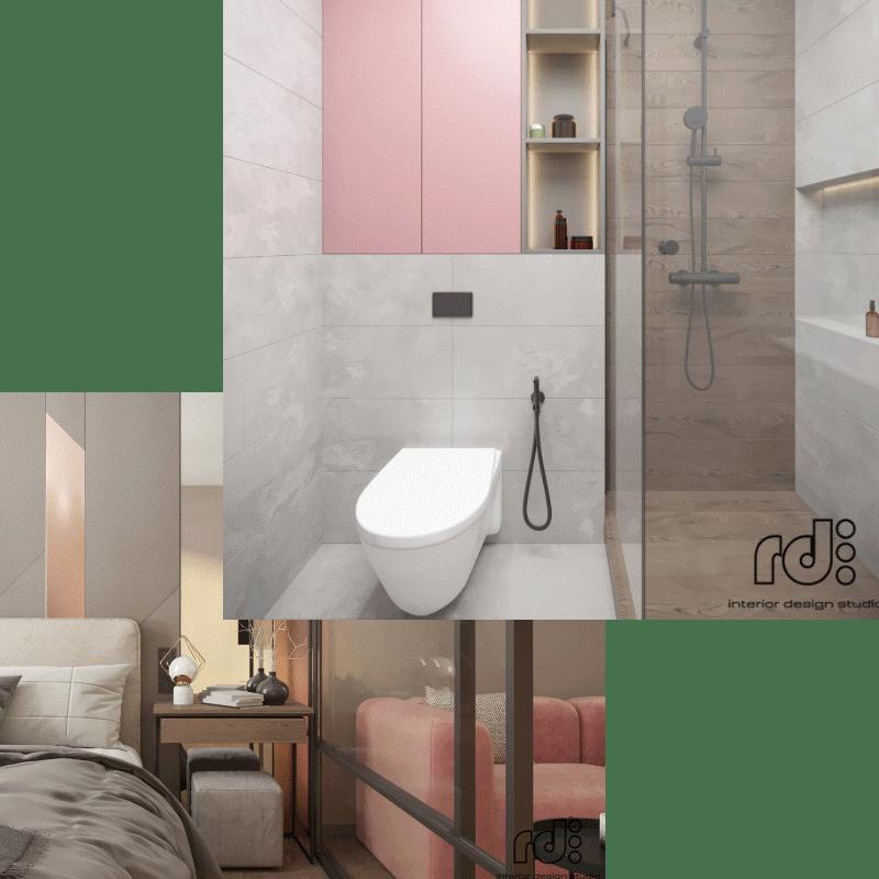 Дизайн  квартир 2 5
